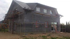 fasado šiltinimas